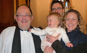 church-christening